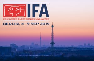 IFA 2015 main trend is all about secured mobile technologies