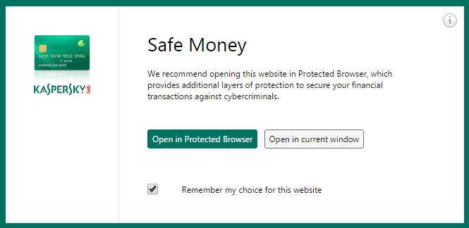 Protect your banking transactions online