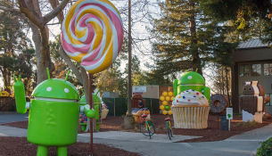 Vulnerable Android devices
