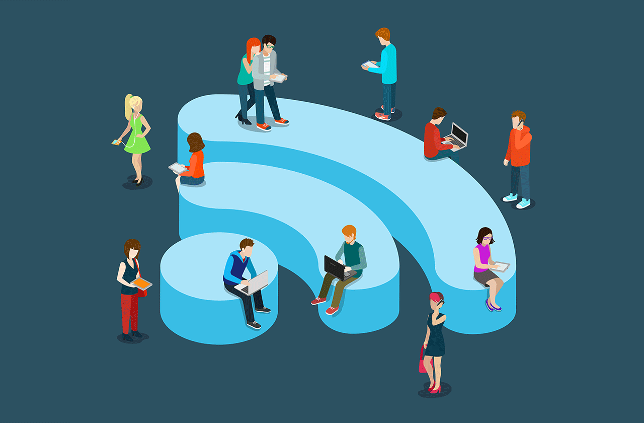 8 security rules for public Wi-Fi users