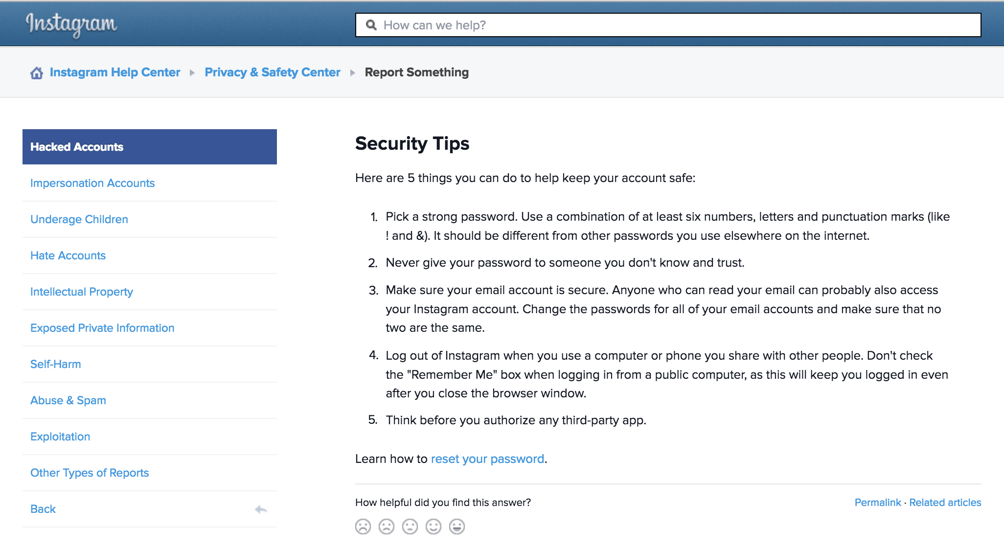Is your Instagram account secure?