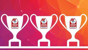 Kaspersky Lab solutions awarded highest AV-TEST awards