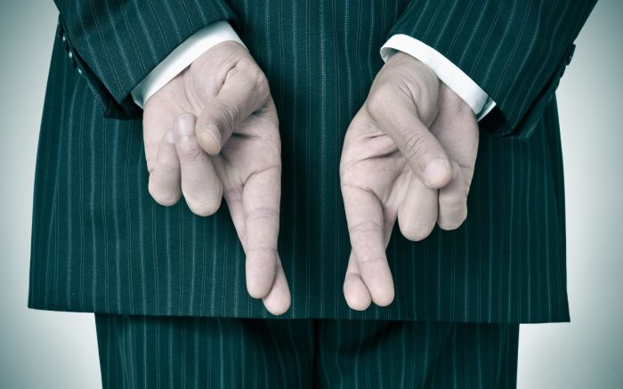 7 bad tricks used to trick people online