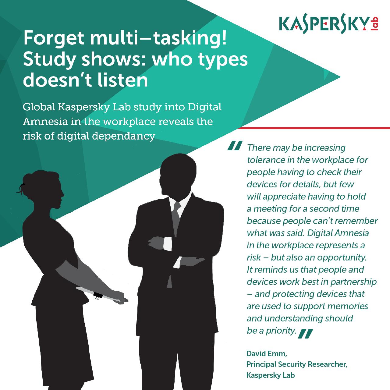 Multi tasking master? Think again  | Kaspersky official blog