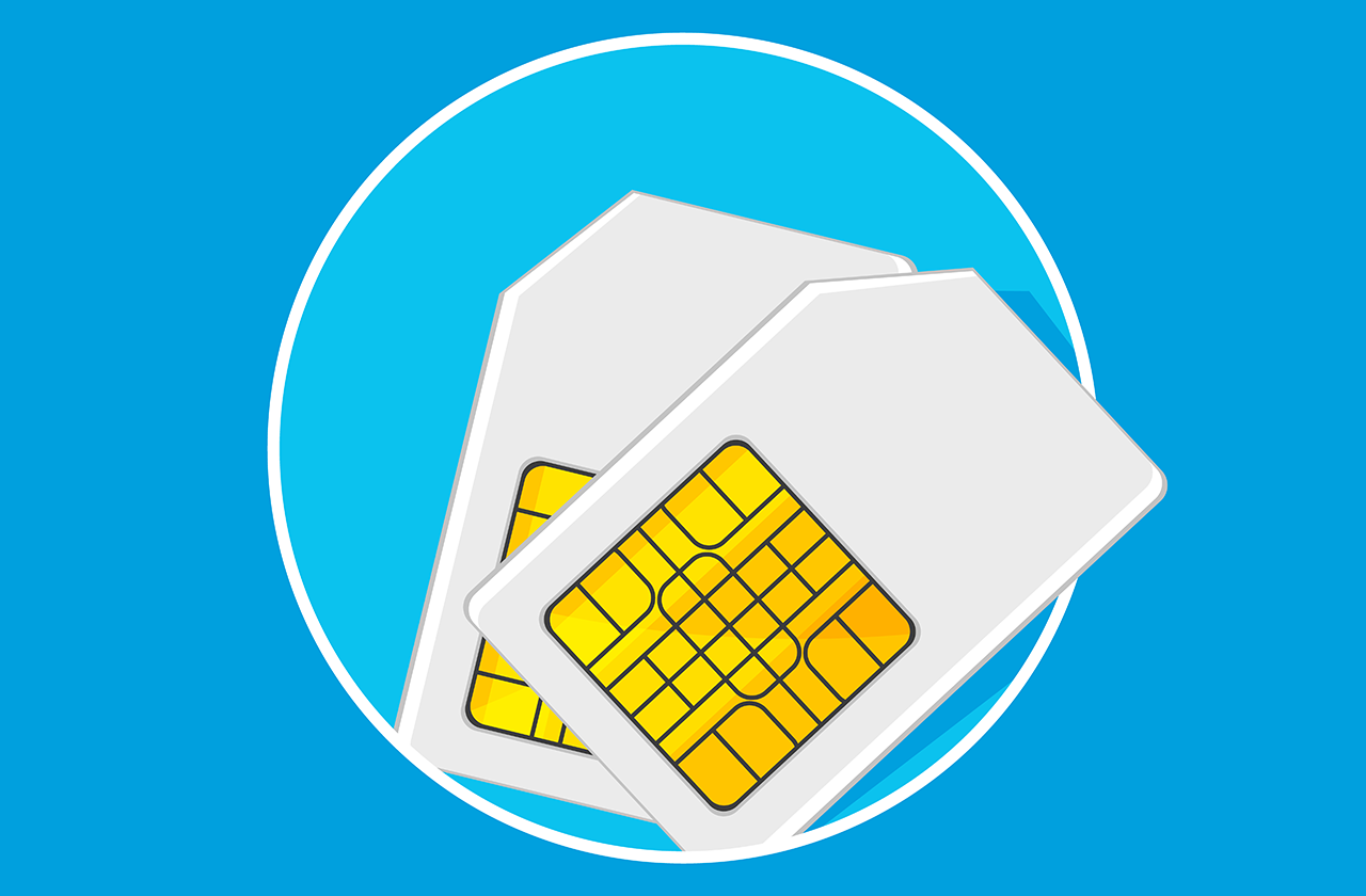 What are virtual SIM cards and what do they do?