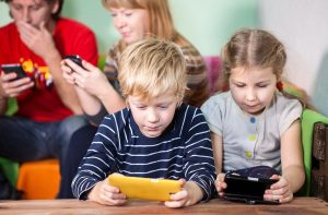 Parenting 2.0: becoming a true digital role model