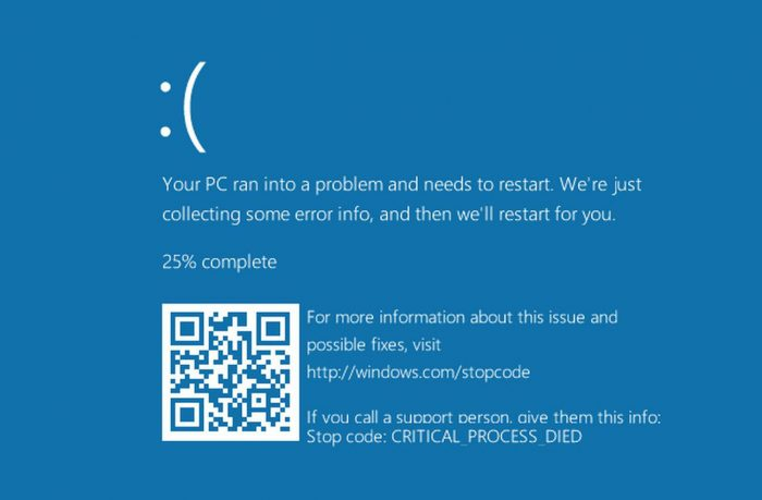 Microsoft's new Blue Screen of Death might be even worse news than before