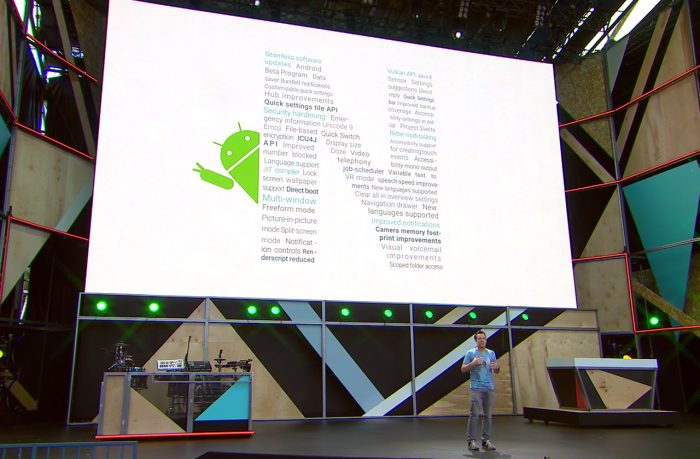 Google I/O 2016: what about security?