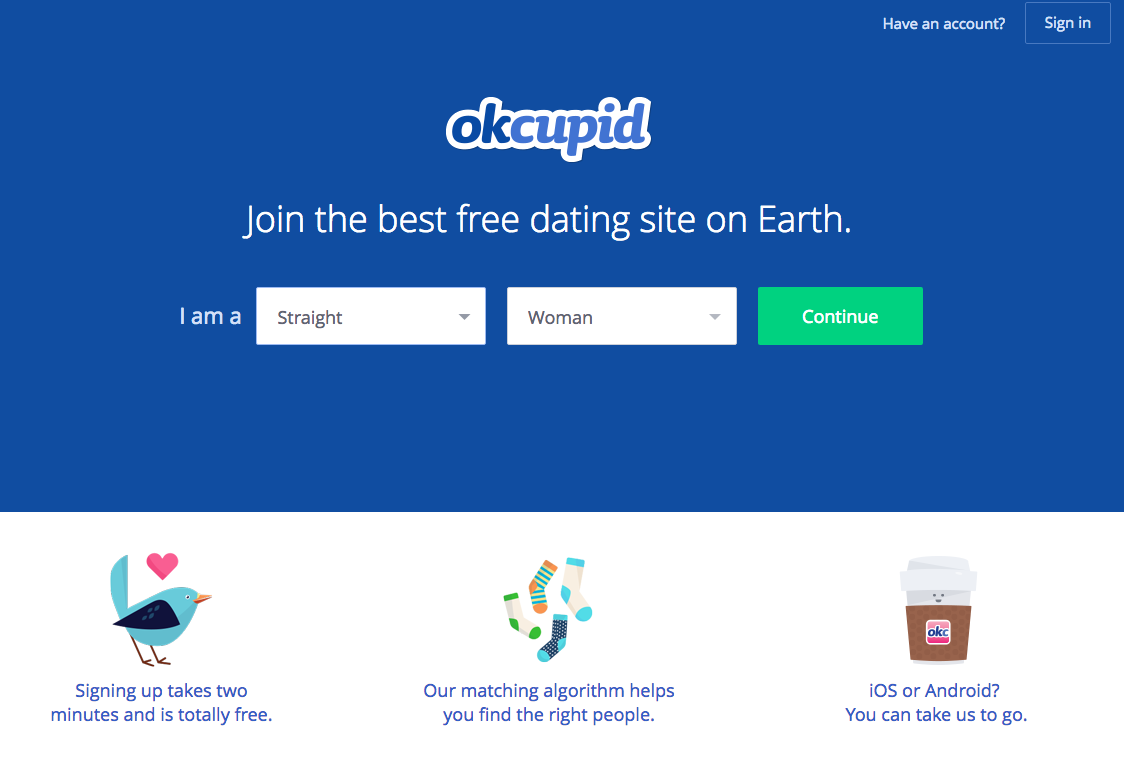 Use OKCupid? Change your password