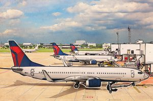 How I faced the power outage at Delta Air Lines