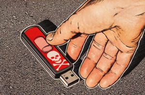 Should you use that USB key you found?