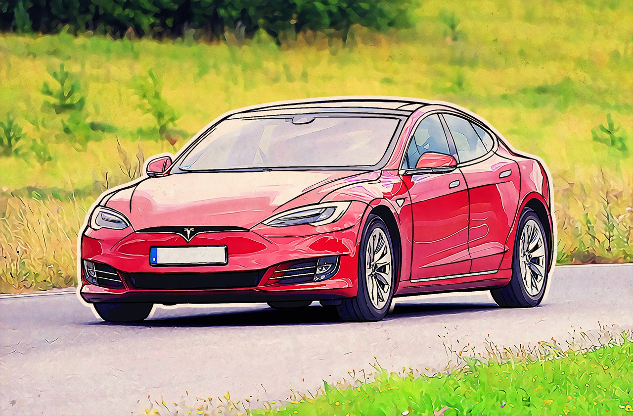 Unmodofied Tesla Model S was hacked remotely