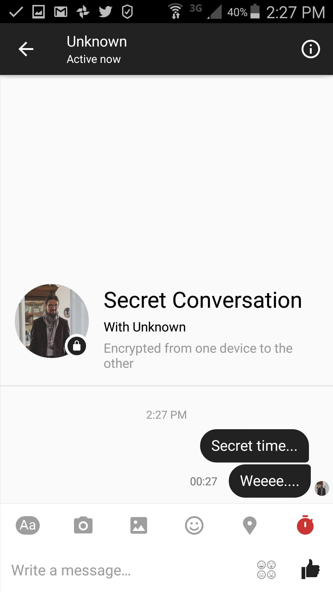 Can you keep a secret? Facebook brings encrypted secret conversations to Messenger