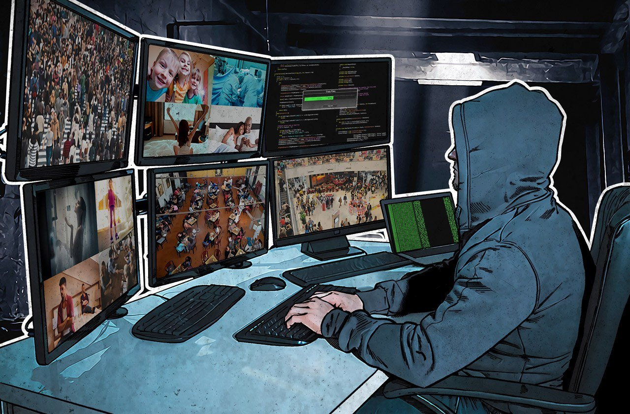 How to avoid surveillance by CCTV cameras | Kaspersky