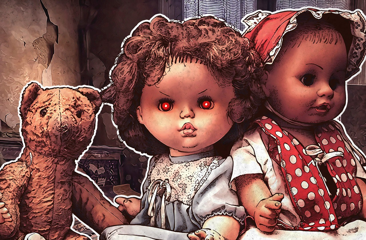 Forget books, time to burn the dolls