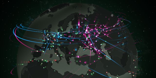 Cyberthreats Map Watch Global Threats In Real Time Kaspersky Lab