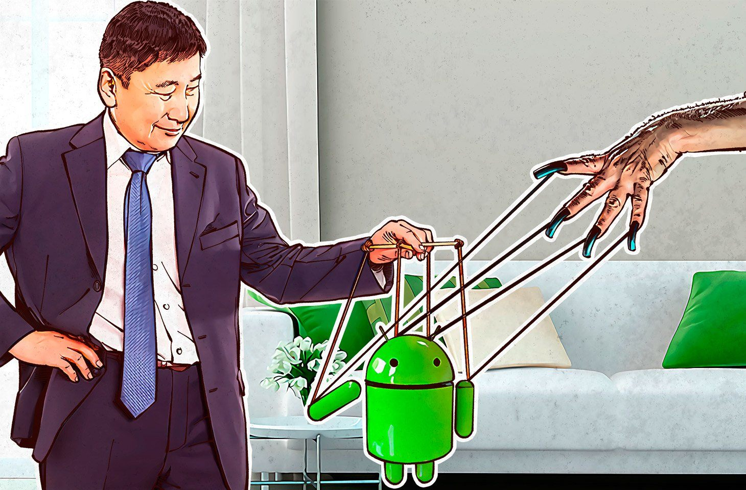 Android: To root or not to root | Kaspersky official blog