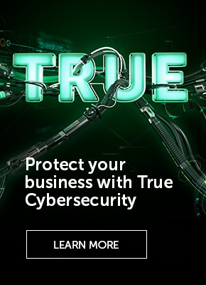 Protect your business with True Cybersecurity