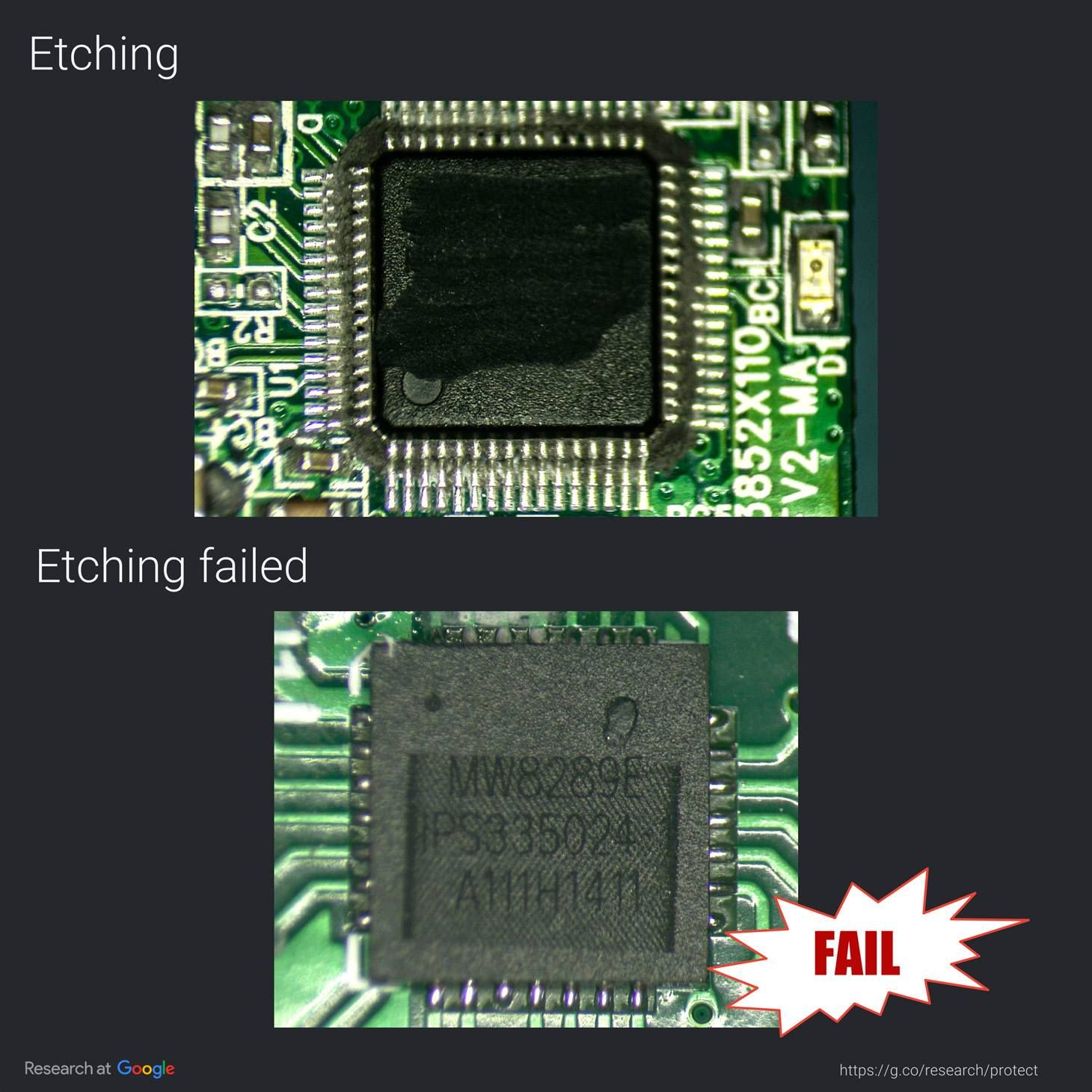Is Your Encrypted Usb Drive Secure Kaspersky Lab Official Blog Photo Resist Method Of Etching A Printed Circuit Board Youtube Replacing Firmware With Tweaked Version That Allows An Attacker To Bypass Protection Hard Work However Skilled Attackers Significant Resources
