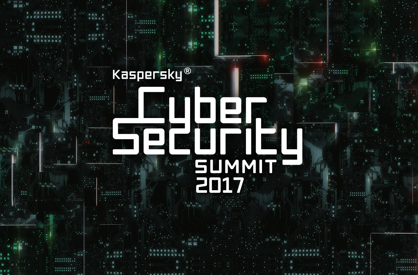 We decided to host our first-ever Kaspersky CyberSecurity Summit online, on September 21, 2017.