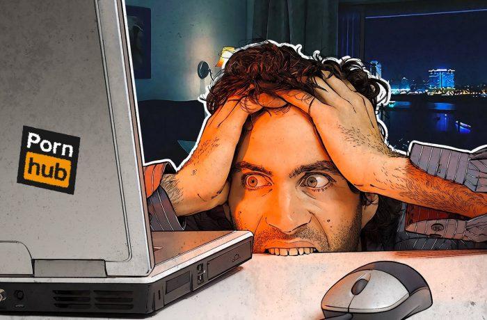Malware spread through PornHub
