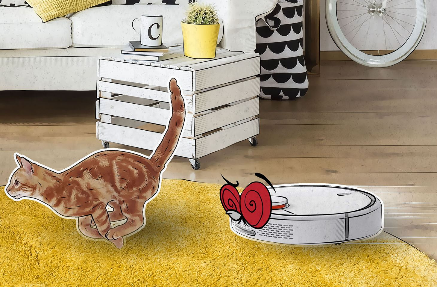 Xiaomi Mi Robot vacuum cleaner hacked | Kaspersky official blog