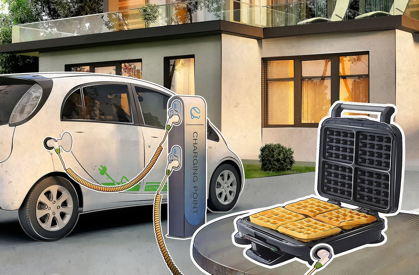 Vulnerabilities of electric car charging | Kaspersky official blog