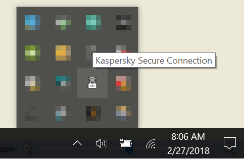 How to turn on Kaspersky Secure Connection VPN | Kaspersky