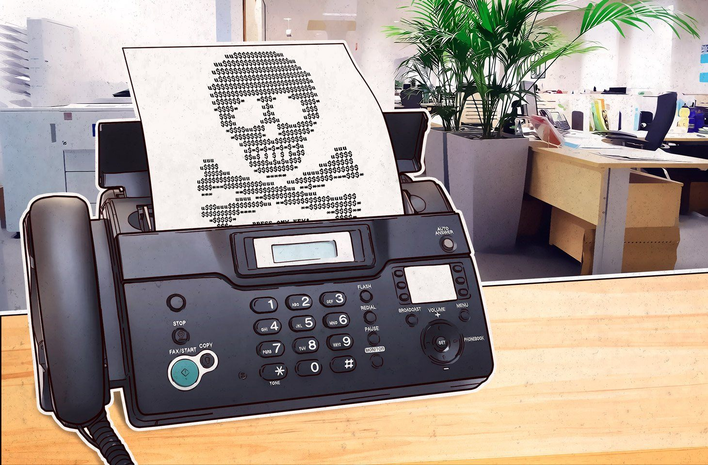 8 funs facts about fax. Yes, fax!