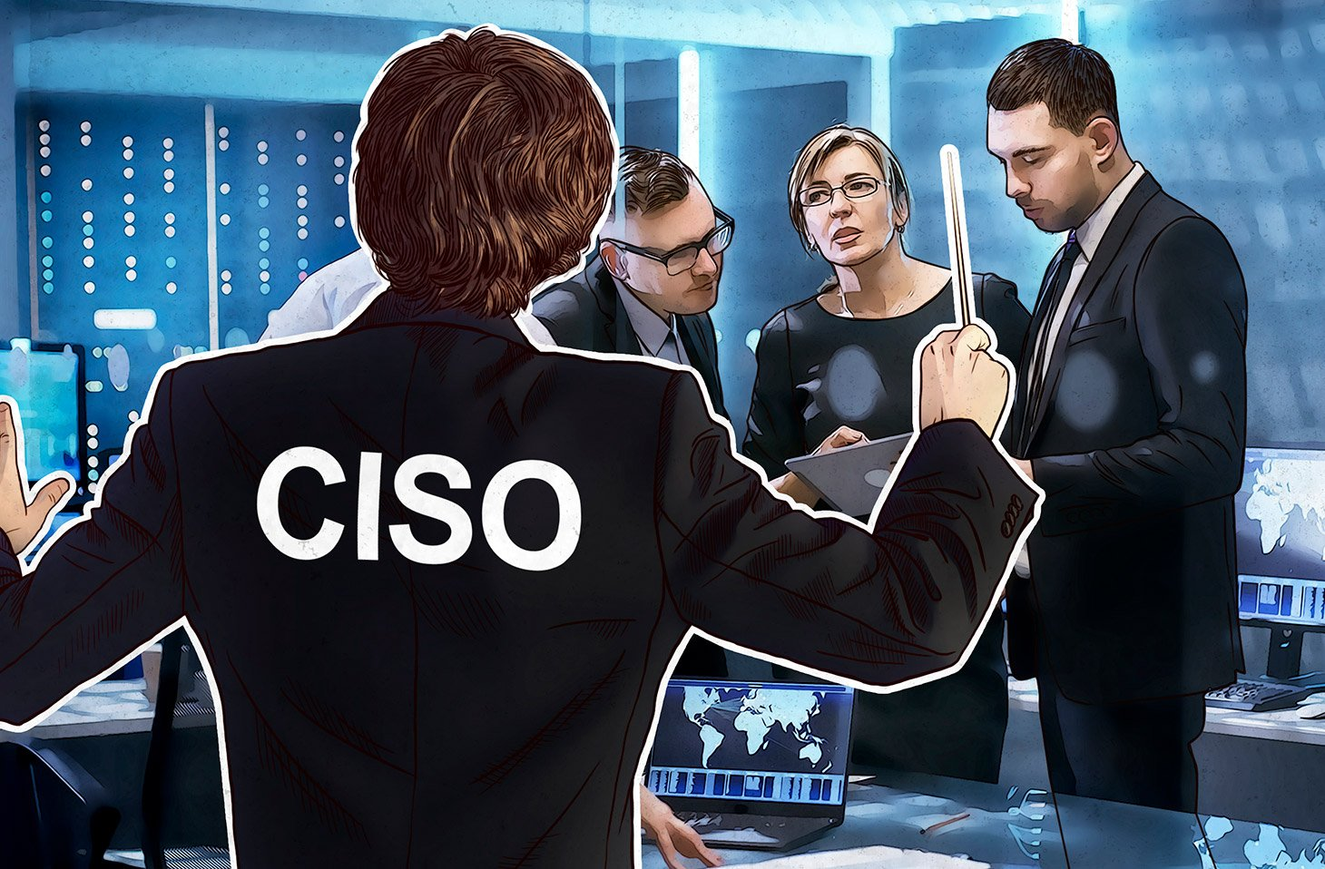 What it takes to be a CISO: Success and leadership in corporate IT security