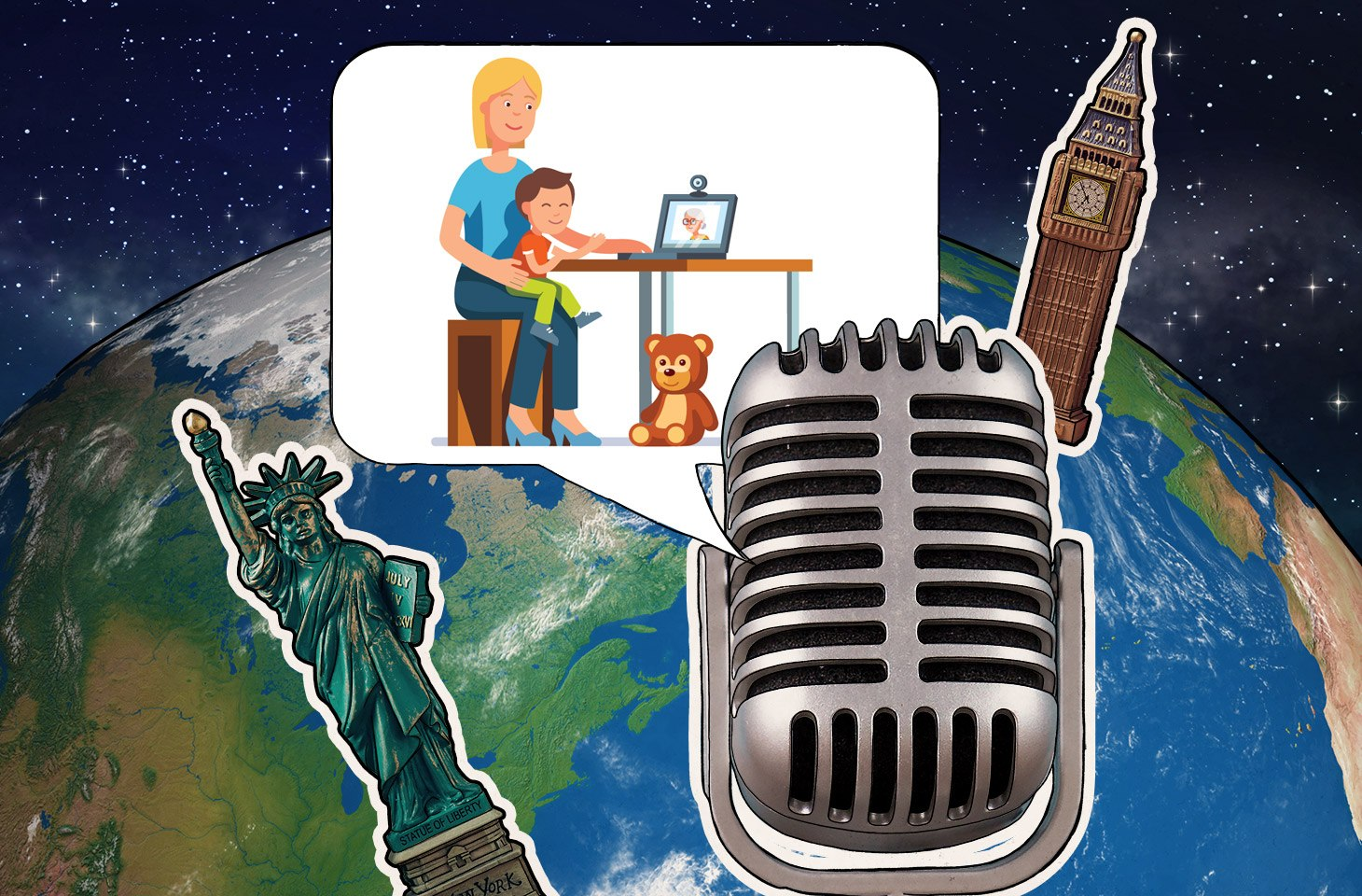 Transatlantic Cable podcast: Raising a digital native