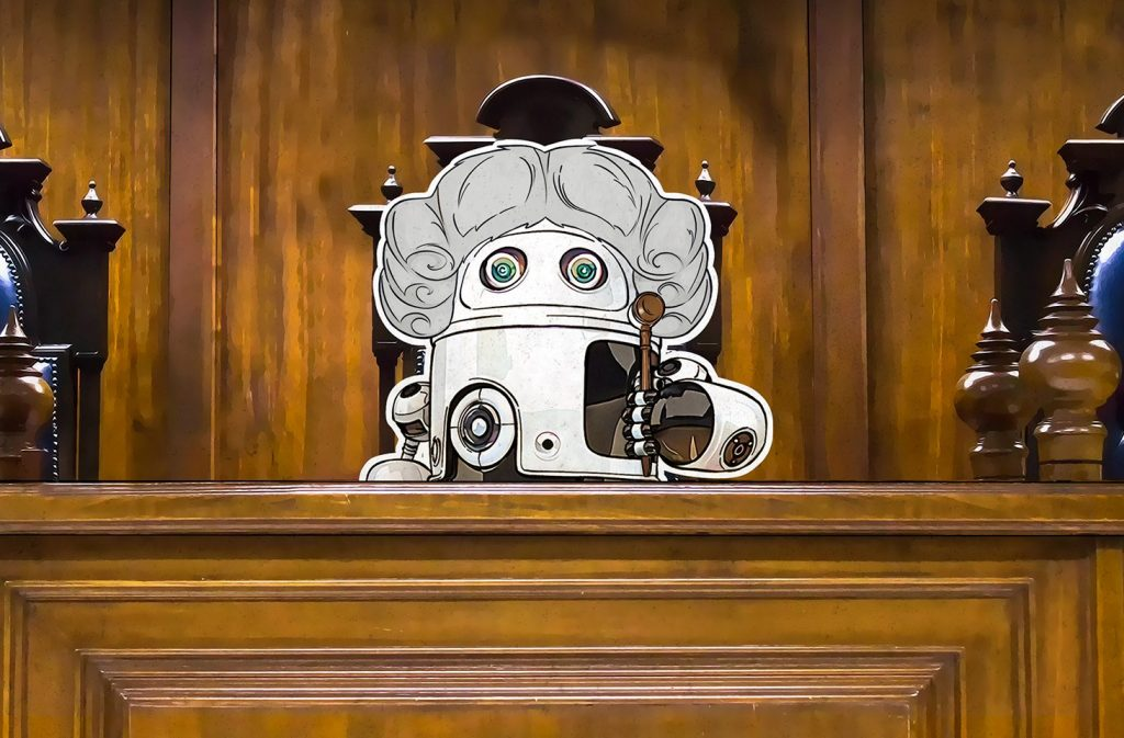 Artificial intelligence assists judges, police officers, and doctors. But what guides the decision-making process?