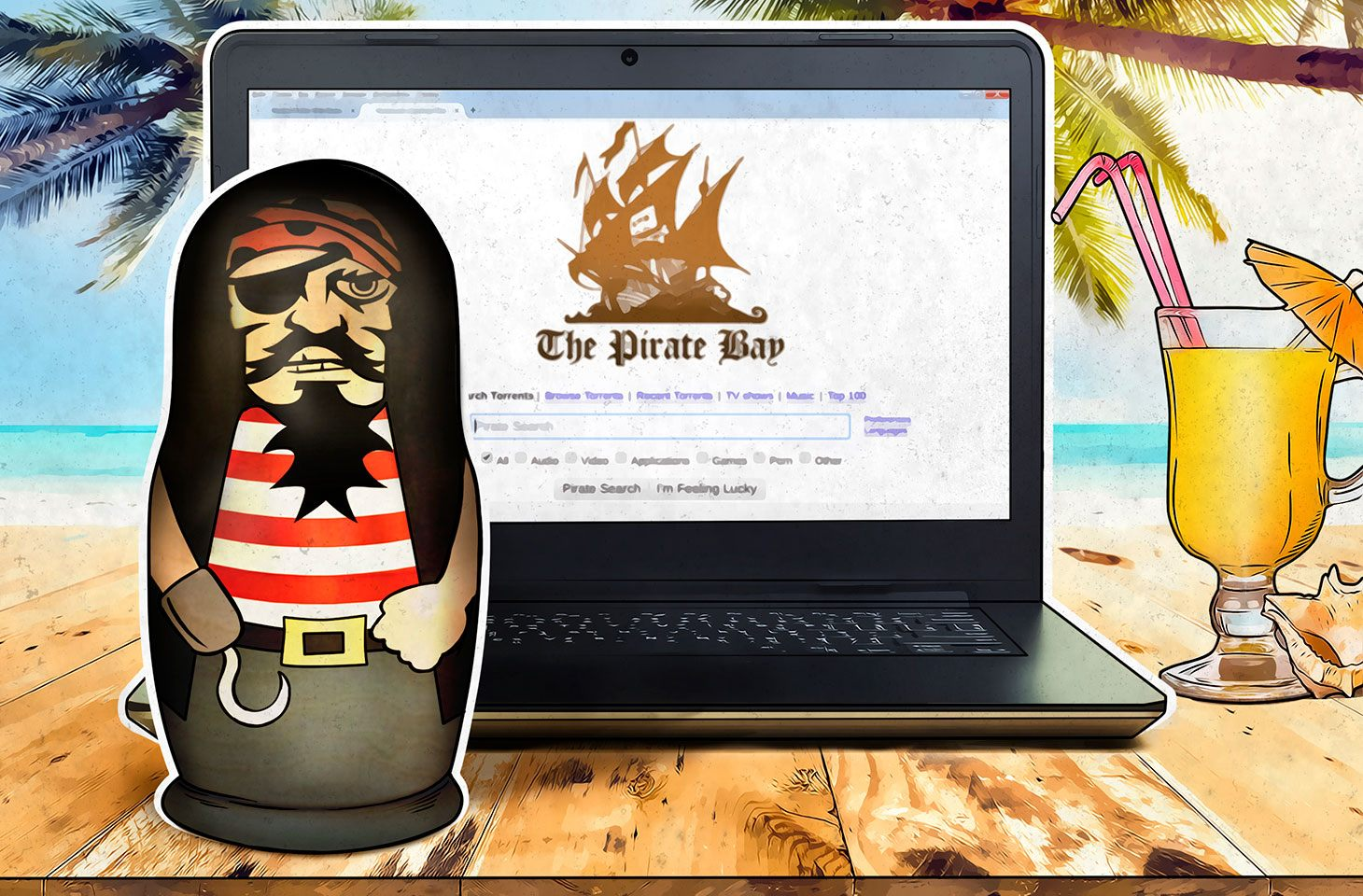 Pirate Matryoshka: The dangers of downloading software from