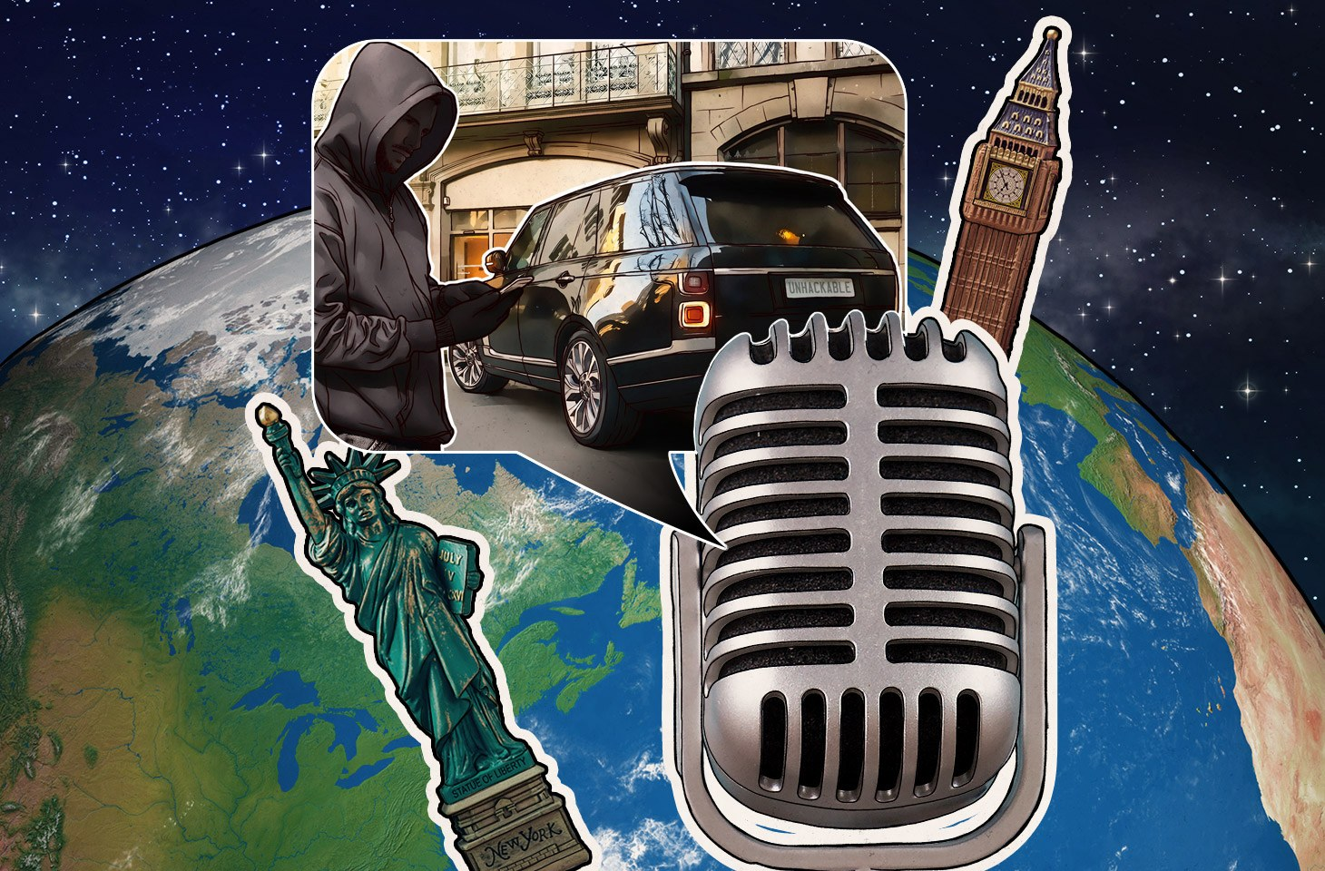 The latest edition of the Kaspersky Transatlantic Cable podcast includes stories about Amazon Alexa privacy concerns, a UK government BCC error, and hard-coded passwords on a smart-car app