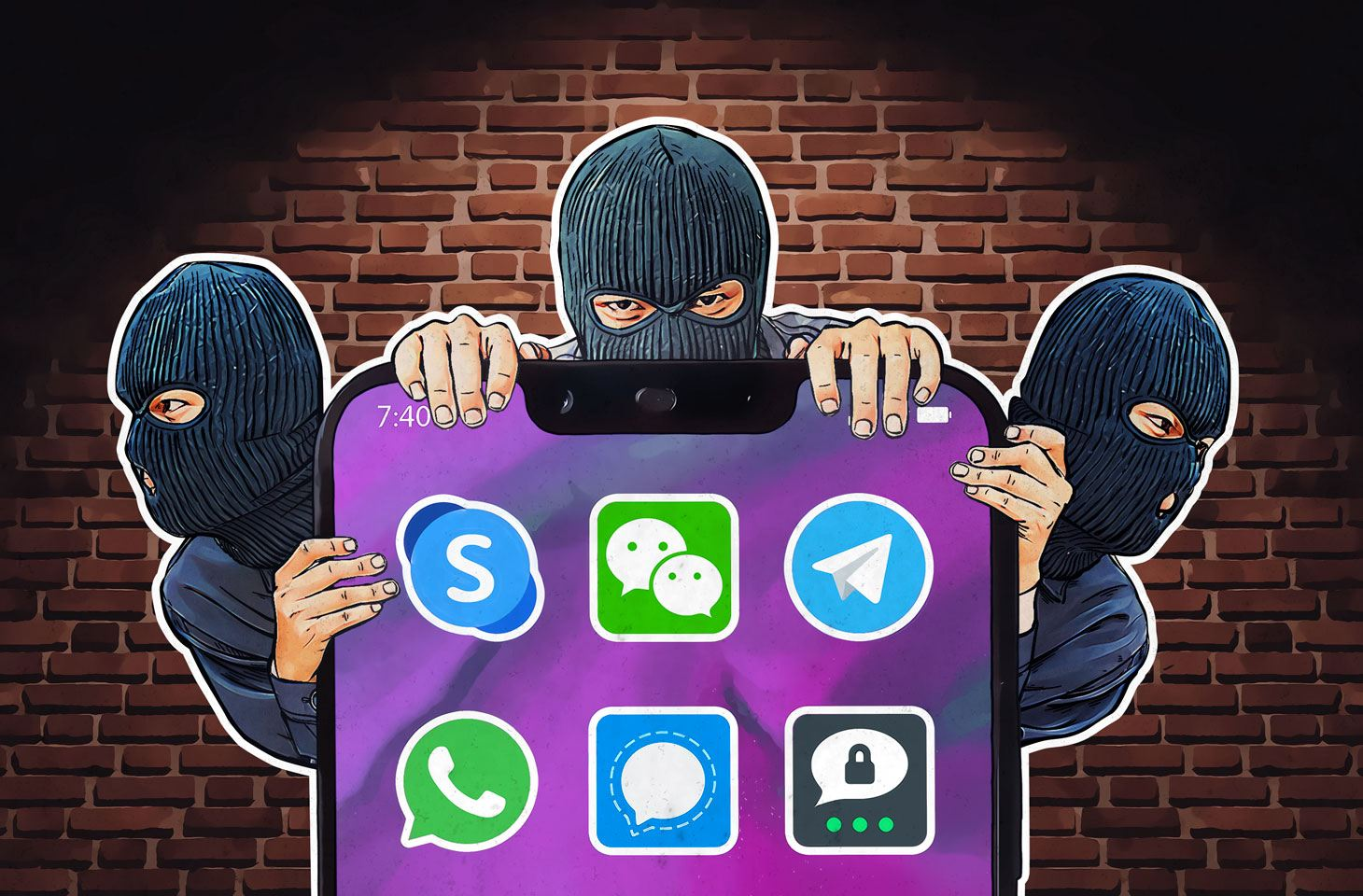 FinSpy is spyware for Android, iOS, Windows, and macOS