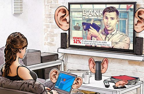 We investigate whether smartphones really eavesdrop on us