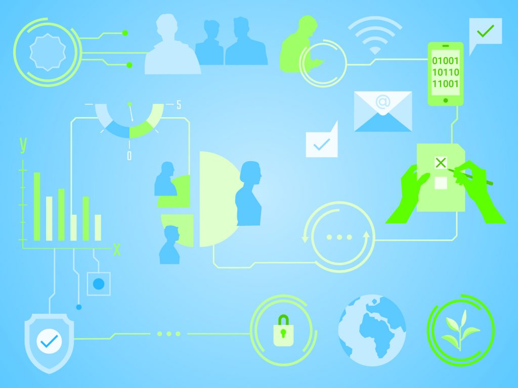 polys digital democracy 2020