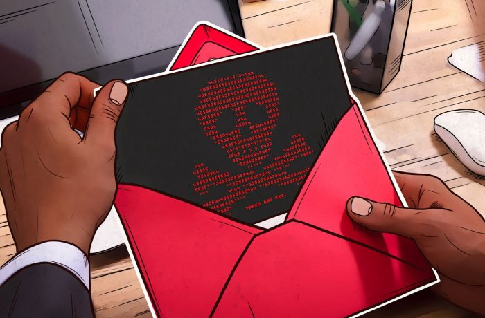 Cybercriminals are attacking small online stores, trying to trick their employees into opening malicious files.