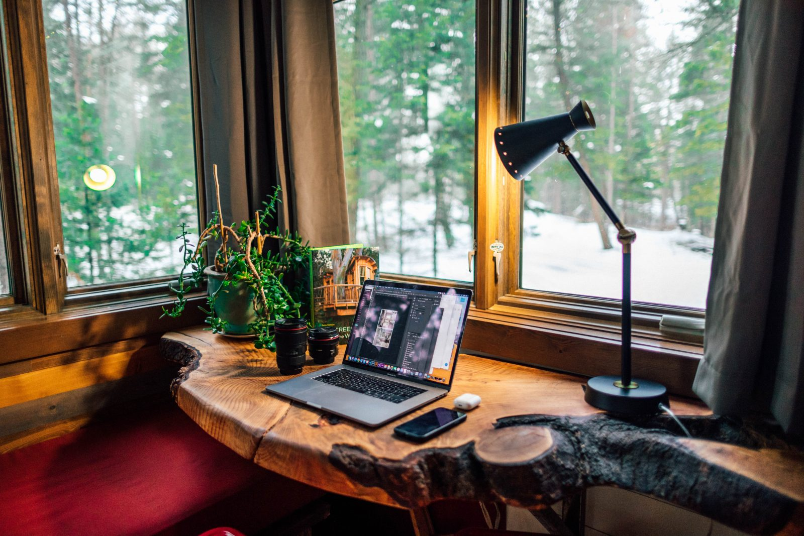 How to stay sane and secure while working from home