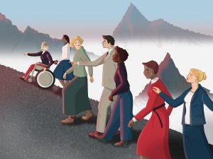 margaret dawson interview mountains women