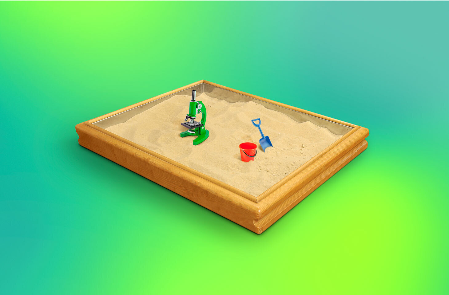Sandbox for experts