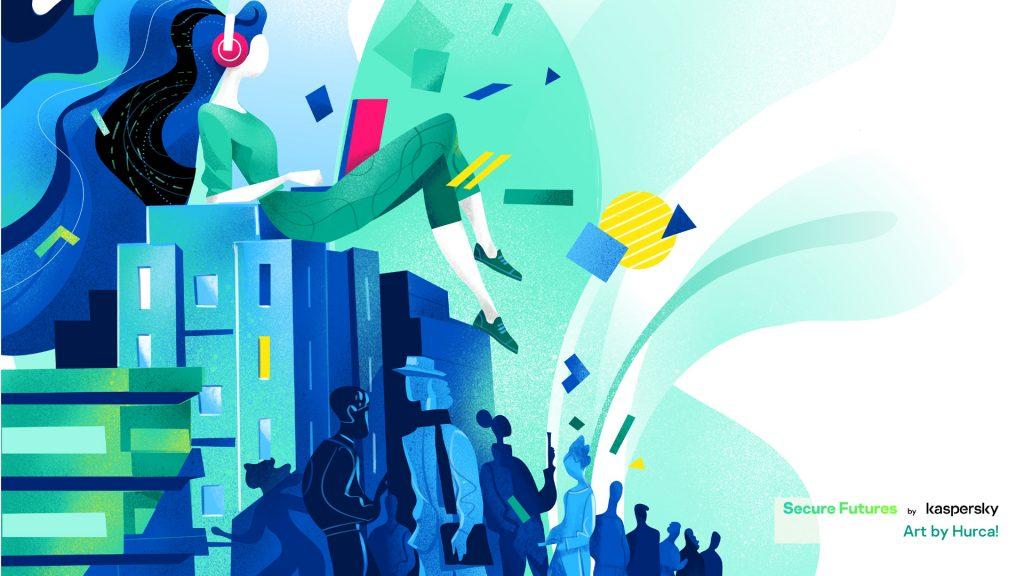 kaspersky secure futures magazine mobile workforce