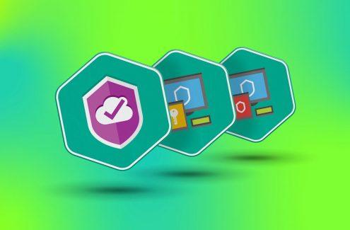 Kaspersky Internet Security, Kaspersky Security Cloud, Kaspersky Total Security, Kaspersky Safe Kids, Kaspersky Secure Connection, Kaspersky Password Manager