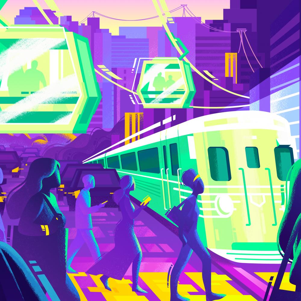 future travel tech