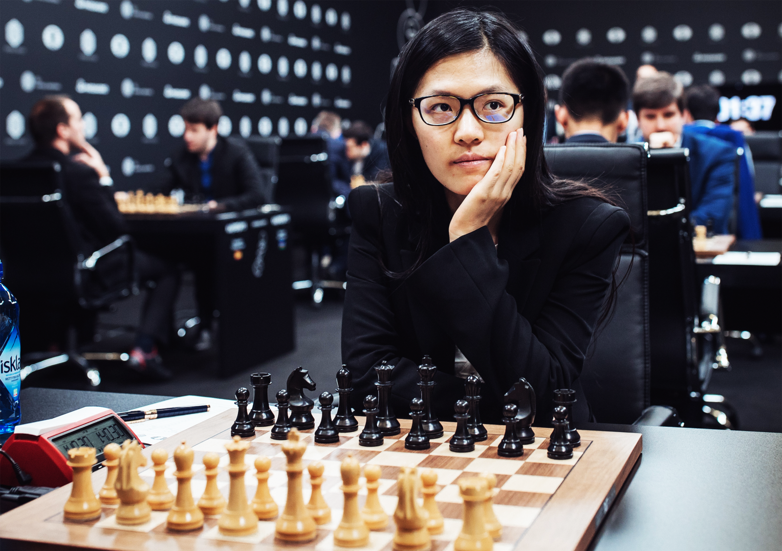 Champion chess player Hou Yifan's insights for business | Cybersecurity &  Technology News | Secure Futures | Kaspersky