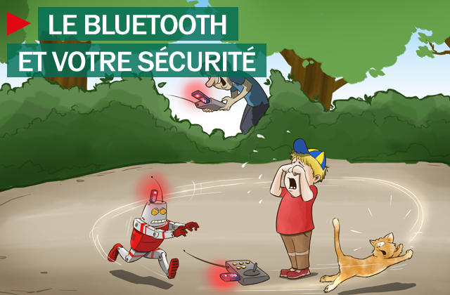 Bluetooth et sécurité