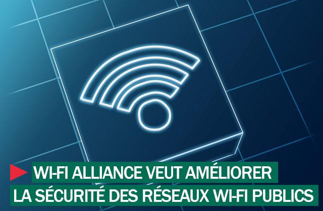 Amélioration des réseaux wi-fi publics