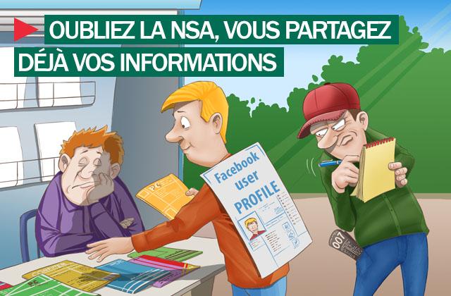 Oubliez la NSA