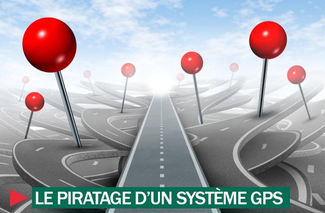 Piratage GPS
