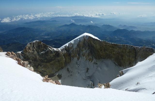 orizaba volcan